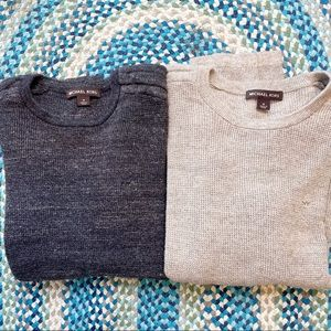 Men's Michael Kors Pullover Sweater